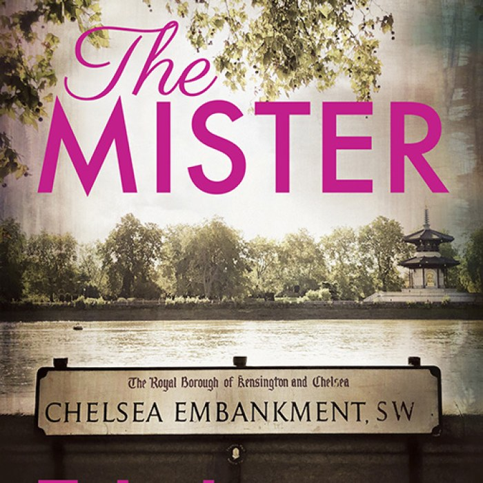 THE MISTER BY E L JAMES - INTERVIEW