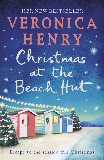 CHRISTMAS AT THE BEACH HUT IS COMING!